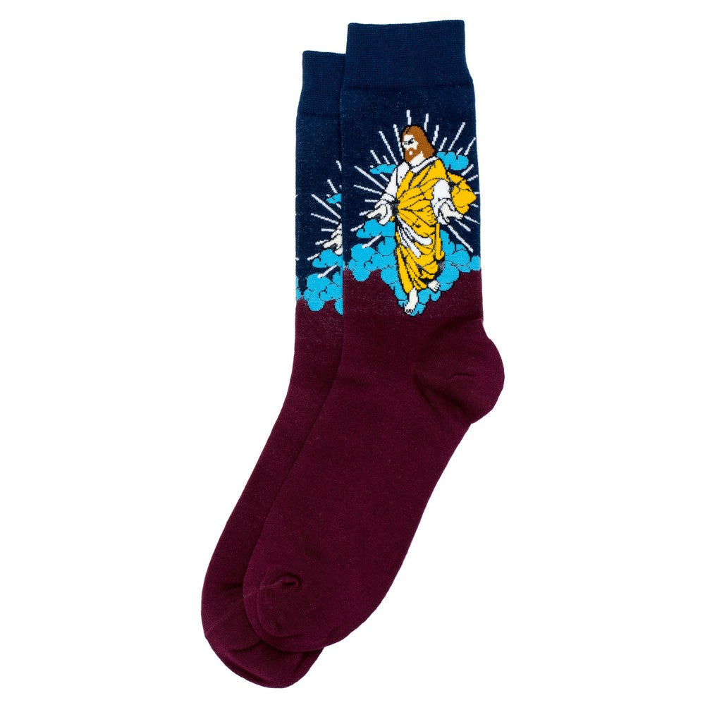 MEN'S Socks - Jesus Christ