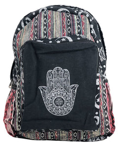 Hand Gheri Backpack