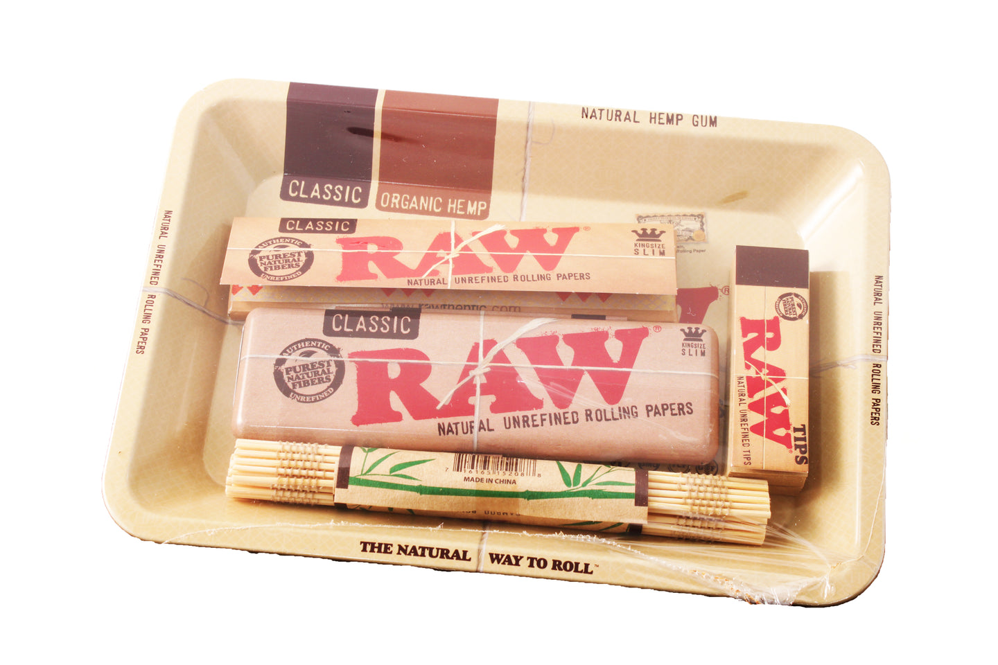 RAW Tray Gift Set - SMALL