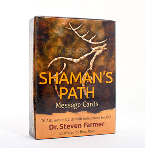 Shamans Path Message Cards