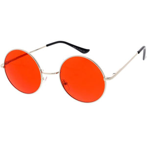 Small Lens Coloured Penny Sunglasses