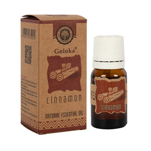 GOLOKA 10ML CINNAMON ESSENTIAL OIL