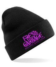 Load image into Gallery viewer, The Fresh Garbage Embroidered Beanie Hat