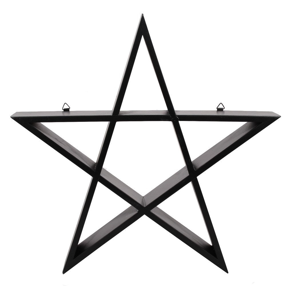 PENTAGRAM WALL SHELF