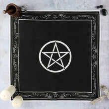 Load image into Gallery viewer, PENTAGRAM ALTAR CLOTH
