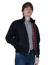 Load image into Gallery viewer, Harrington Jacket - BLACK