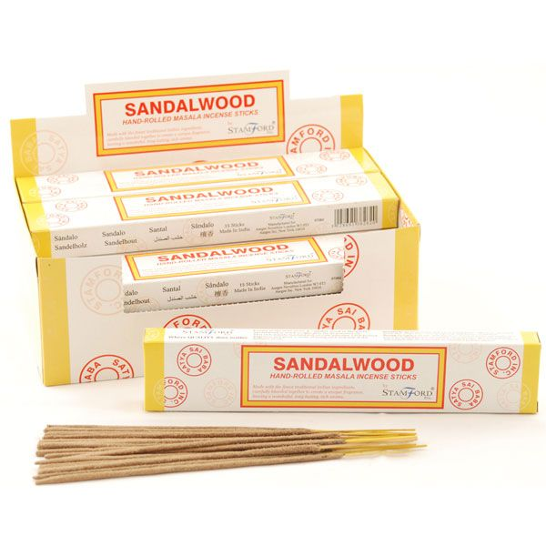 Sandlwood Masala Incense Sticks