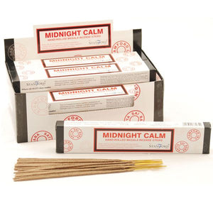 Midnight Calm Masala Incense Sticks