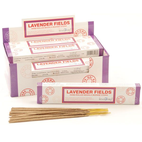 Lavender Fields Masala Incense Sticks