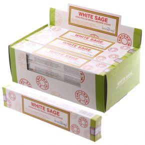 White Sage Masala Incense Sticks