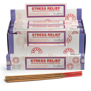 Stress Relief Masala Incense Sticks