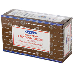 Arabian Oudh Incense Sticks