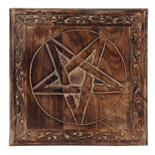 Load image into Gallery viewer, PENTAGRAM ALTAR TABLE