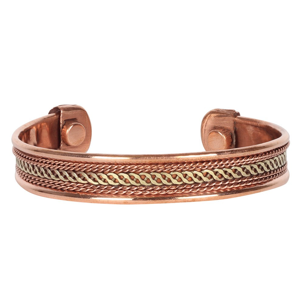 12mm Copper Bracelet
