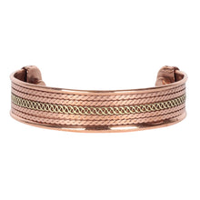 Load image into Gallery viewer, 18mm Copper Bracelet