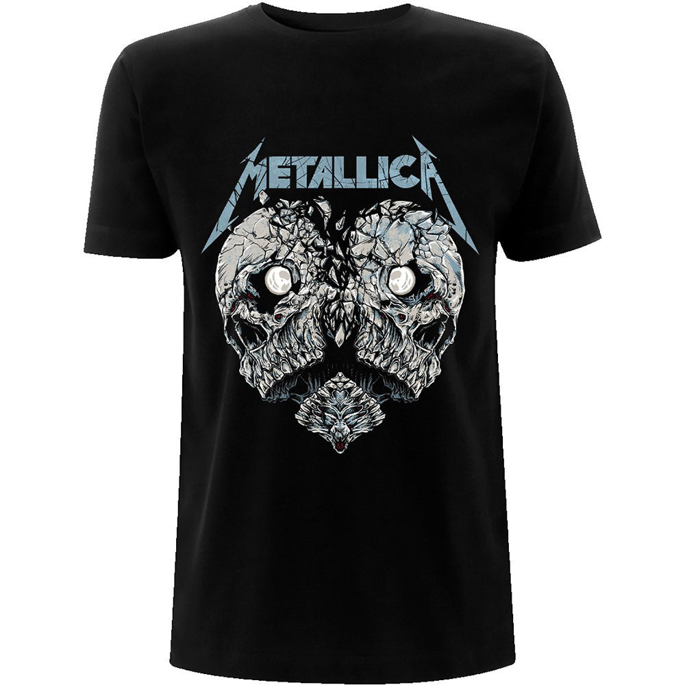 METALLICA UNISEX TEE: HEART BROKEN