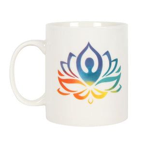 THE YOGA LOTUS MUG