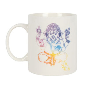 THE WATERCOLOUR GANESH MUG