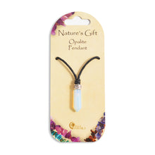 Load image into Gallery viewer, Natures Gift Point Pendants - CHOICE OF 11