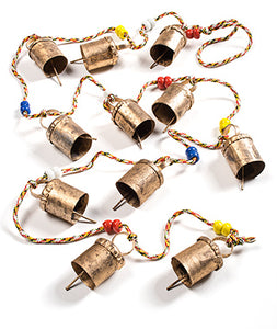 String of Traditional Indian Bells