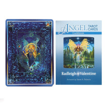 Load image into Gallery viewer, Angel Tarot Cards by Radleigh Valentine
