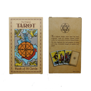 The Original Tarot Cards
