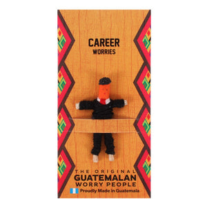 Career Worry Doll