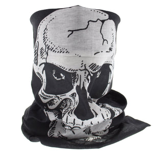 Skull Snood/Face Covering
