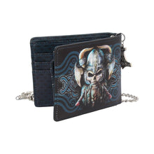 Load image into Gallery viewer, Danegeld Viking Wallet with Decorative Chain