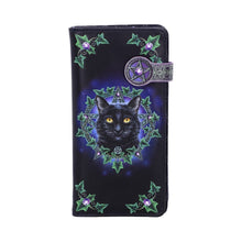 Load image into Gallery viewer, Lisa Parker The Charmed One Pentagram Cat Embossed Purse