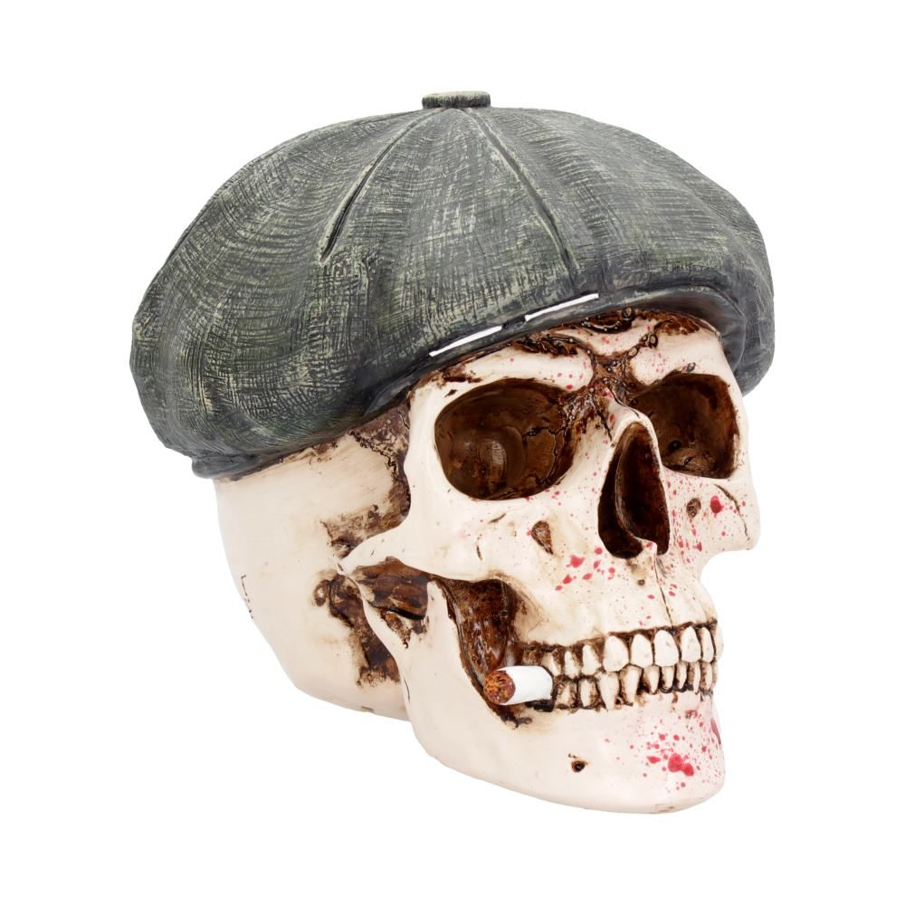 The Boss Flatcap Skull