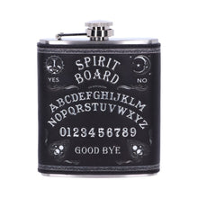 Load image into Gallery viewer, Spirit Board Hip Flask 7oz