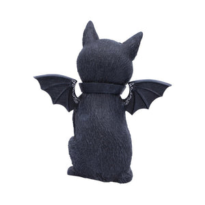 Malpuss Winged Occult Cat Figurine