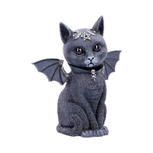 Load image into Gallery viewer, Large Malpuss Winged Occult Cat Figurine