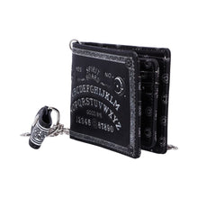 Load image into Gallery viewer, Spirit Board Embossed Purse Ouija Wallet