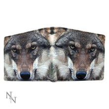 Load image into Gallery viewer, Portrait of a Wolf Embossed Wallet