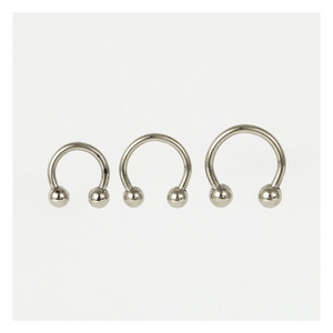 Horseshoe / Circular Barbell (CBB) 1.2mm & 1.6mm