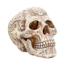 Load image into Gallery viewer, Hieroglyphic Skull