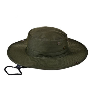 Fishermans Hat - Green