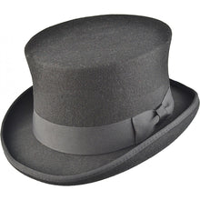 Load image into Gallery viewer, Classic Elegant and Stylish Top Hat - BLACK