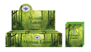 Mother Earth Incense Cones