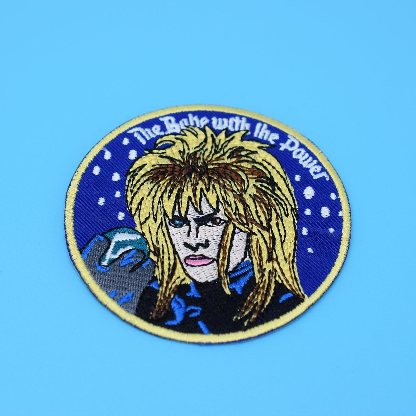 Jareth Goblin King Patch