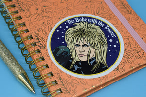 Jareth Goblin King Sticker