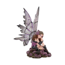 Load image into Gallery viewer, Heather Fairy Figurine 15cm