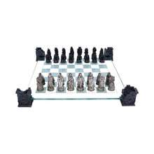 Load image into Gallery viewer, Vampire & Werewolf Chess Set 43cm