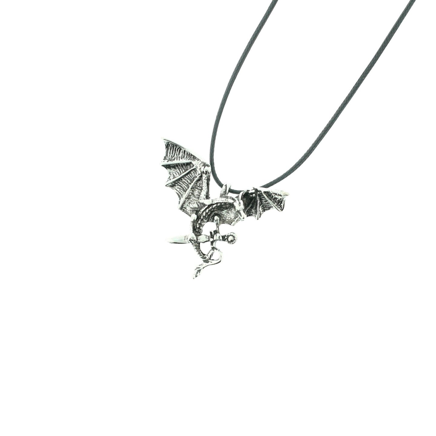 Dragon Corded Necklace