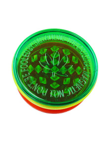 Acrylic Magnetic Grinder No1