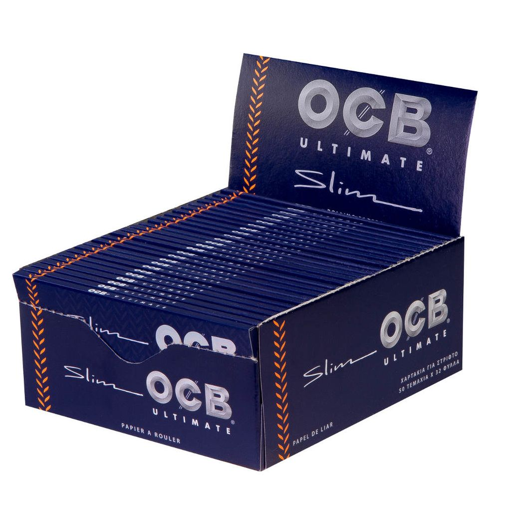 OCB Ultimate King Size Papers