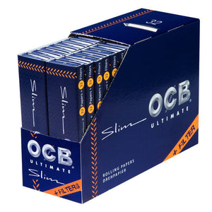 OCB Ultimate King Size Papers + Tips