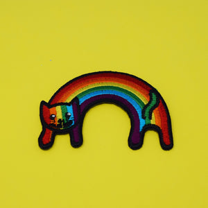Rainbow Cat Patch